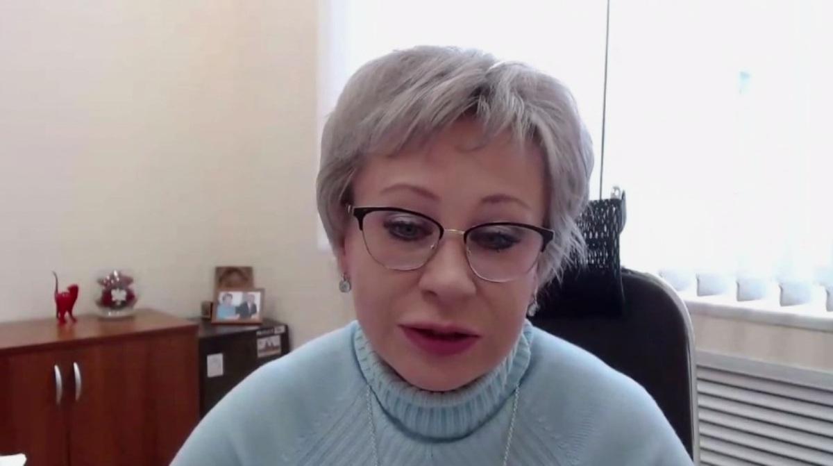 Заместитель премьер-министра Карелии по социальным вопросам Лариса Подсадник