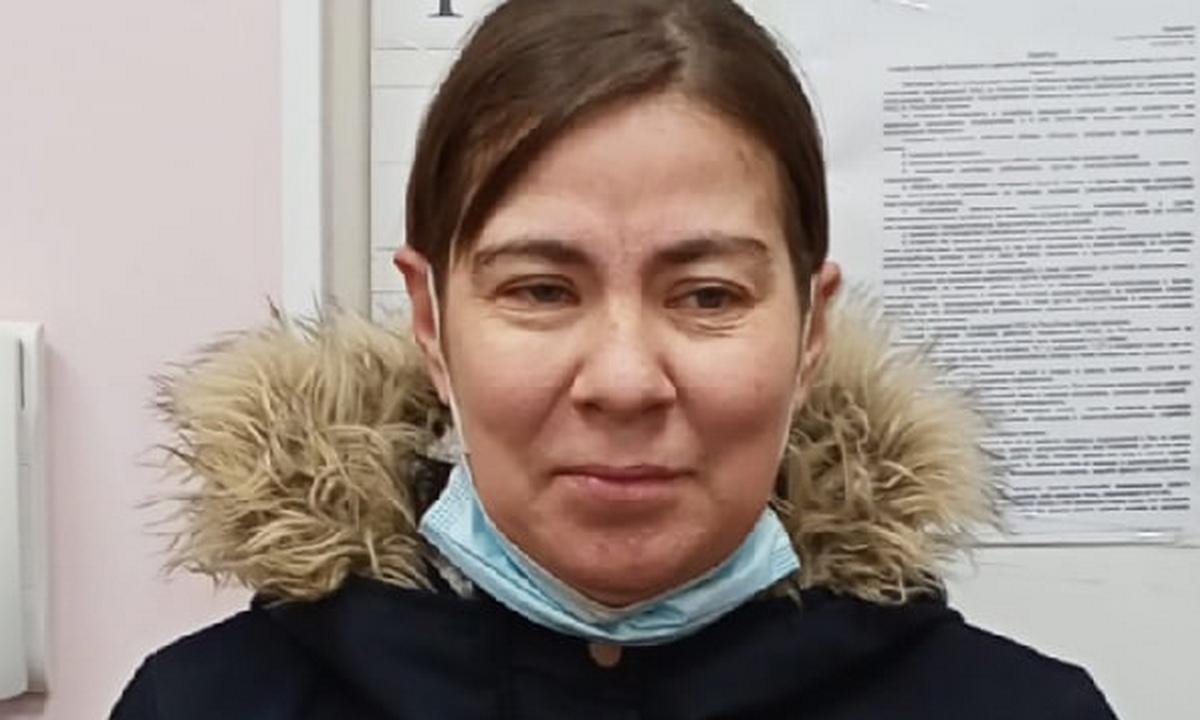 розыск женщины Петрозаводск