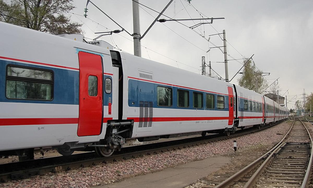поезд Стриж вагоны
