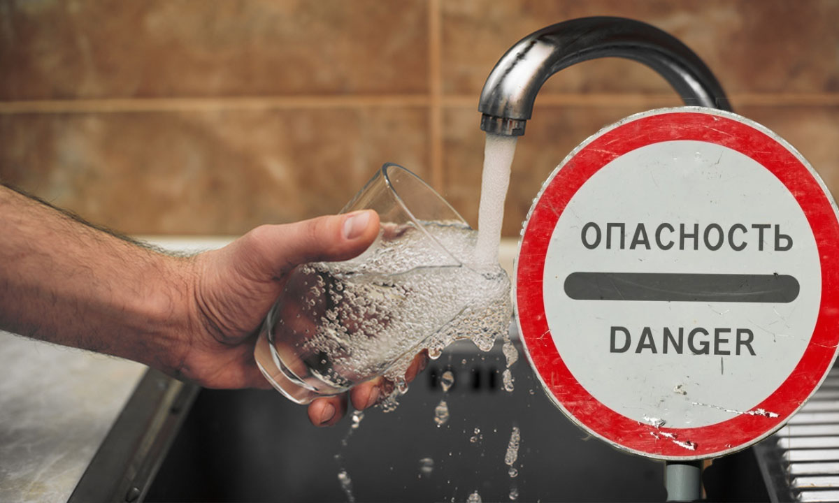 В питьевой воде Петрозаводске превышено содержание хлороформа
