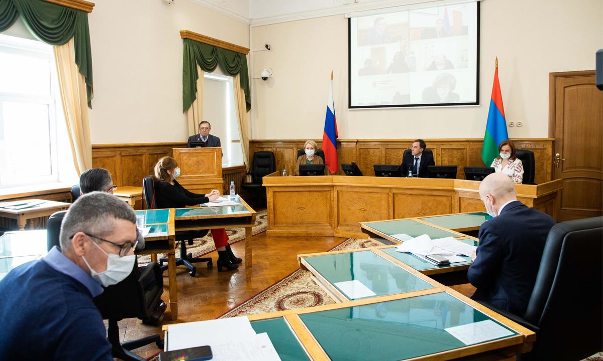 Заксобрание Карелии комитет по здравоохранению и соцполитике