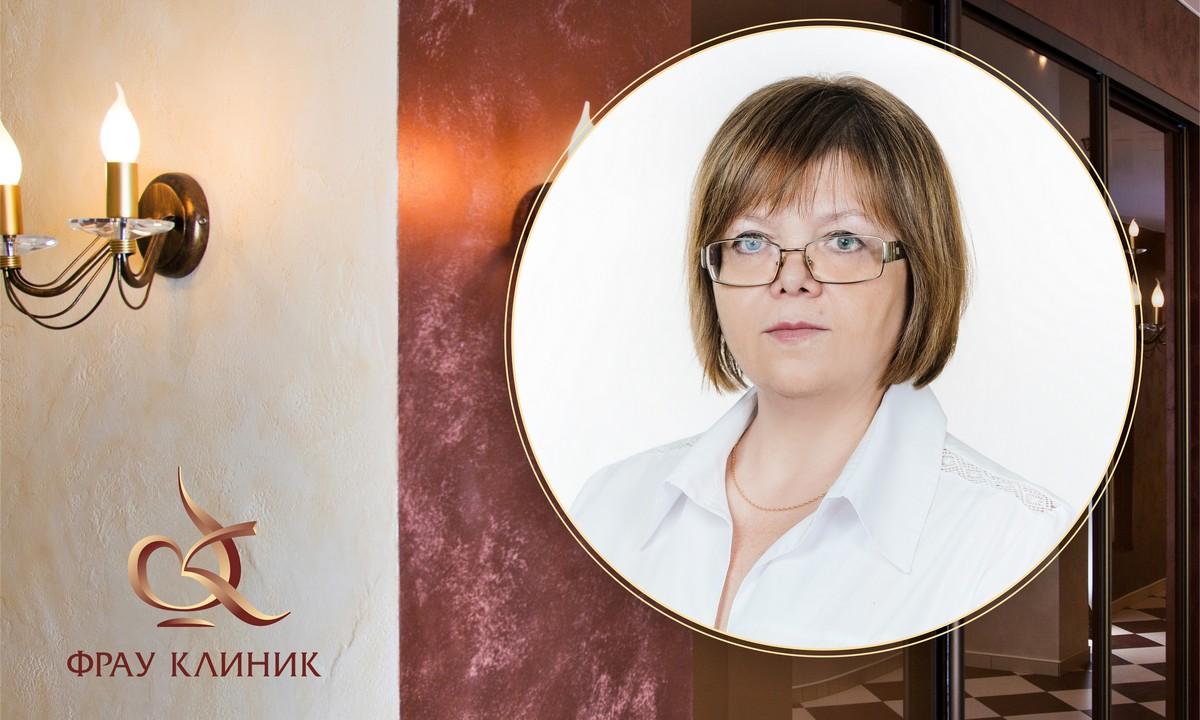 Колесник Марина Николаевна