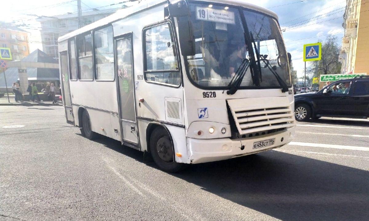 автобус Петрозаводск