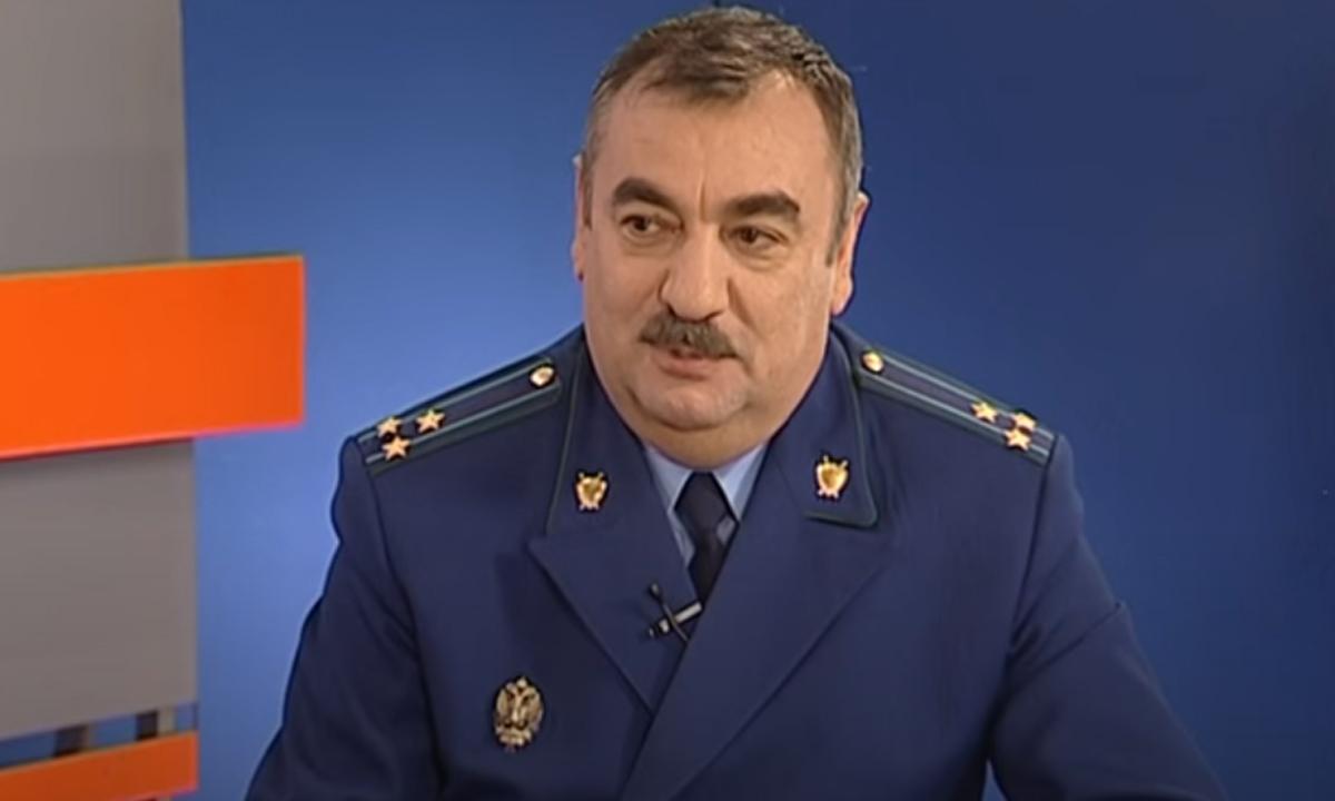 Габриелян. Карельского прокурора отправят в Челябинск