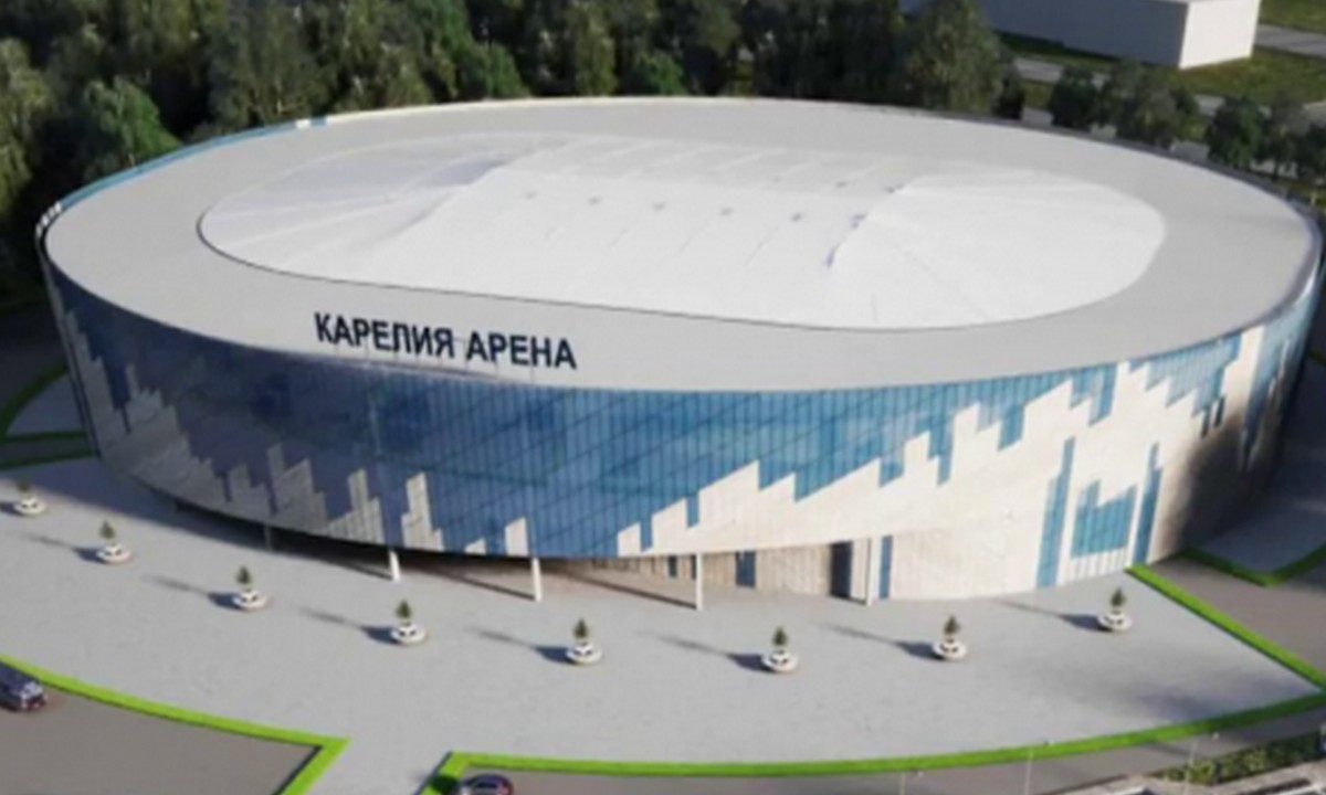 Карелия-Арена, спорт