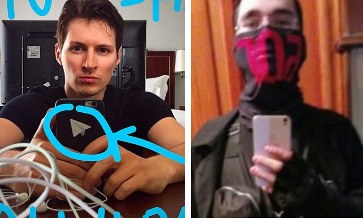 Дуров рассказал о телеграмм-канале казанского стрелка