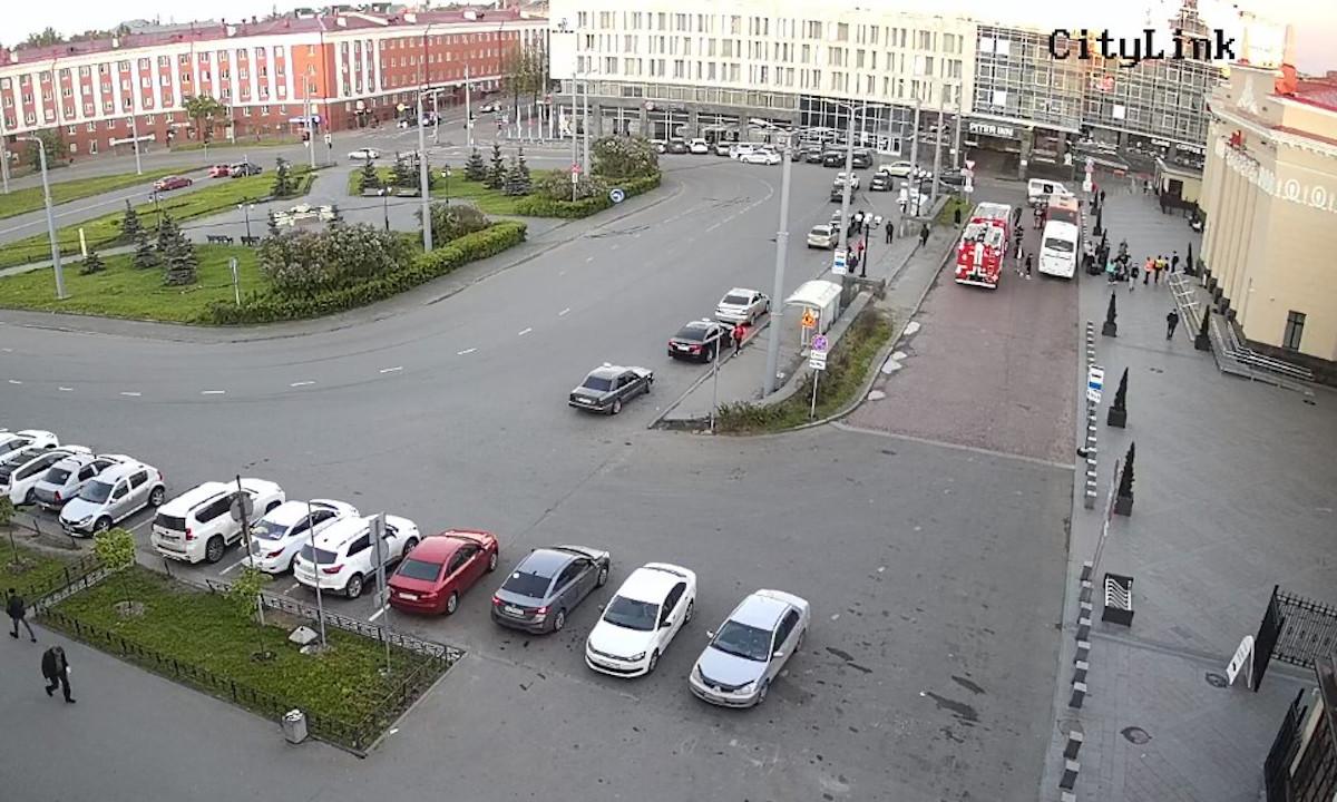 площадь гагарина в Петрозаводске