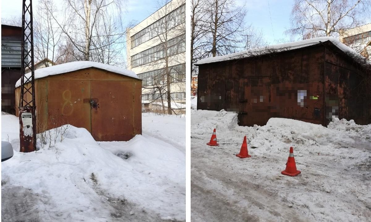 снос гаражей в Петрозаводске