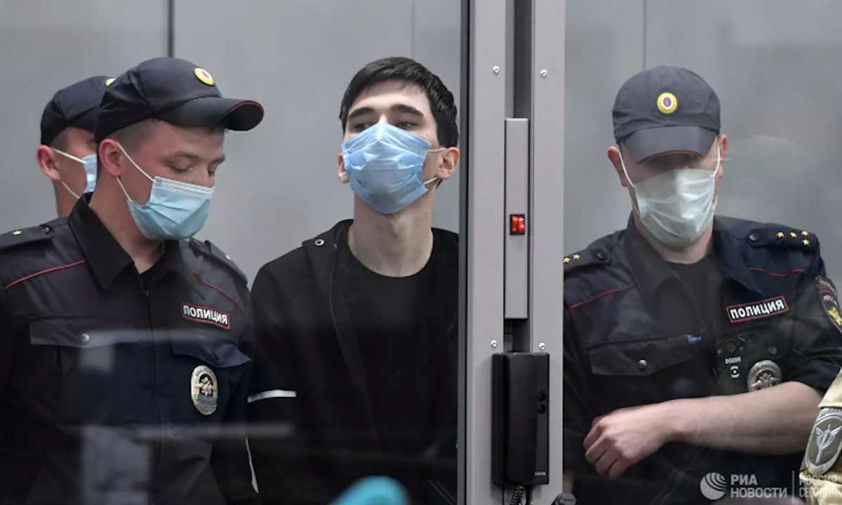 Казанский стрелок в суде