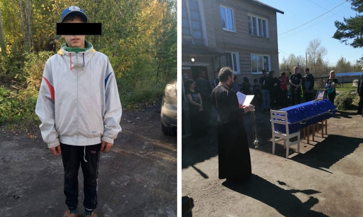 труп мальчика нашли в лесу Петрозаводск