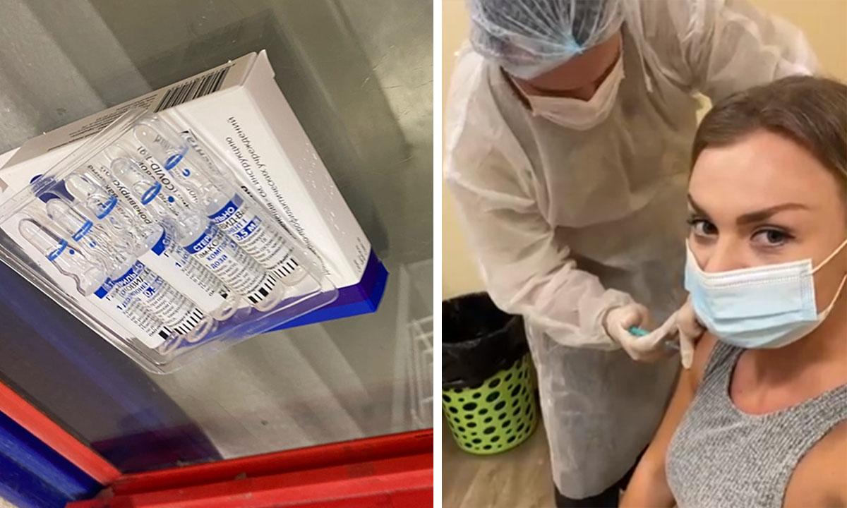 В Карелии можно сделать прививку тремя вакцинами от ковида
