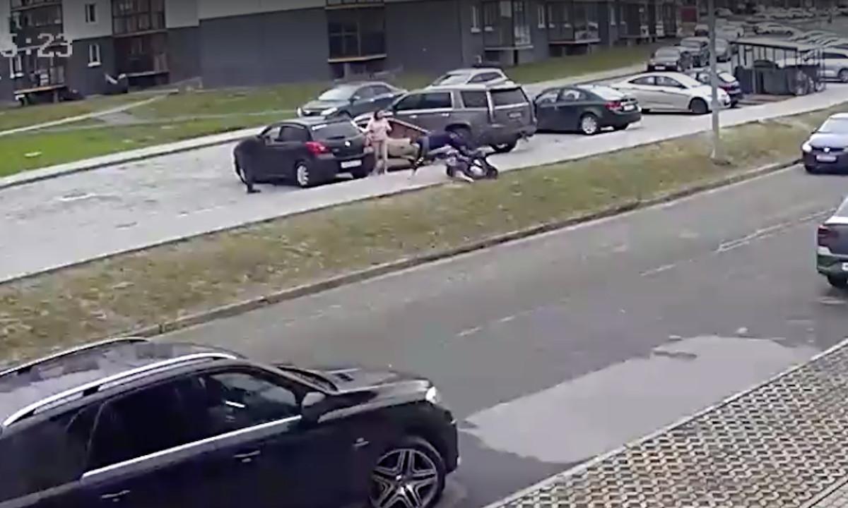 сбил девочку на самокате в Петрозаводске