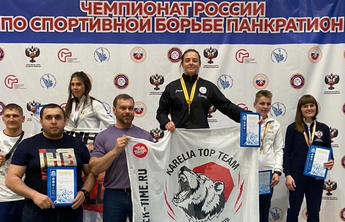 Чемпионка мира по тайскому боксу Наталья Дьячкова