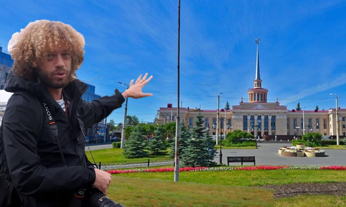 Варламов дал советы любарскому площадь гагарина в Петрозаводске