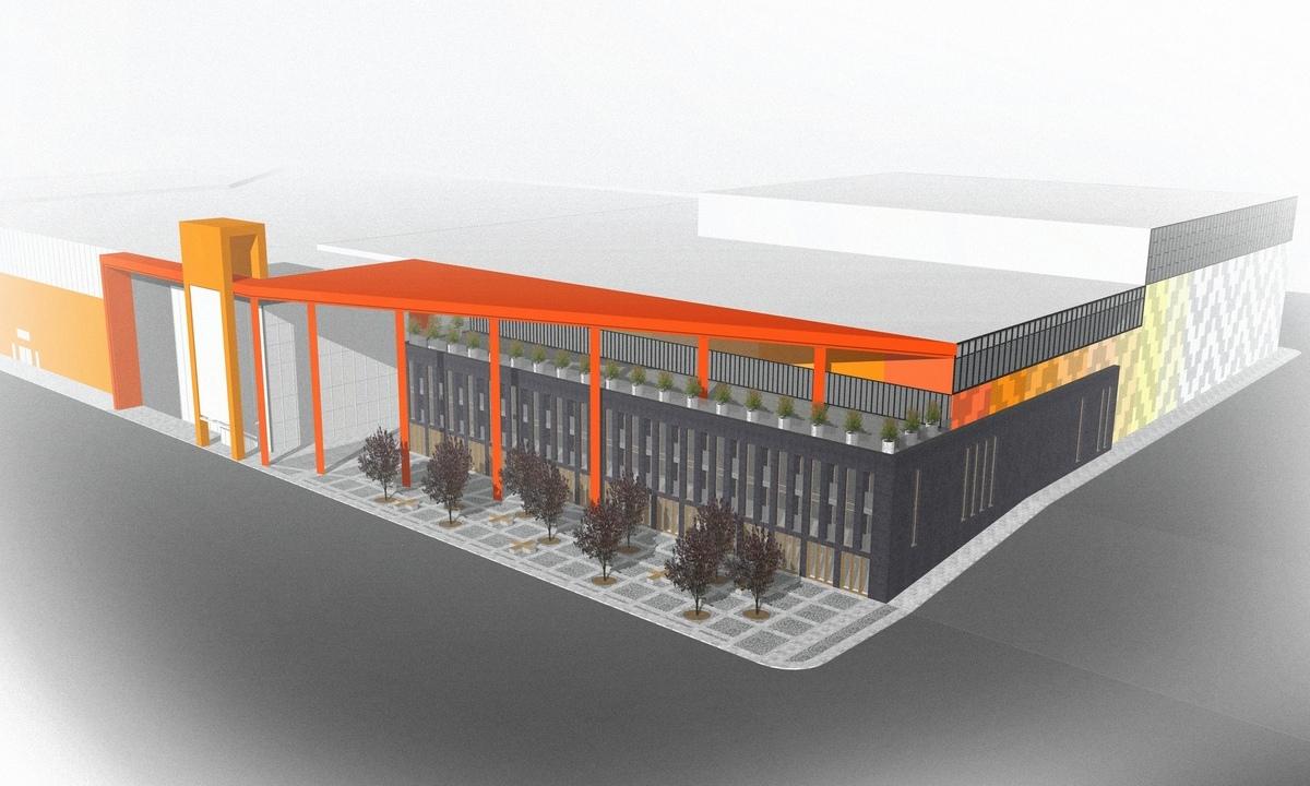 лотос плаза, проект, третья очередь, петрозаводск, план