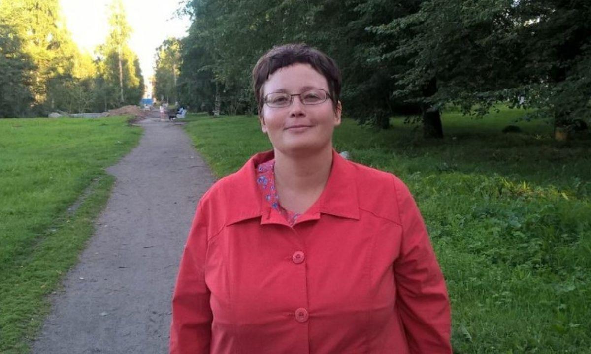 Анна Дудырина