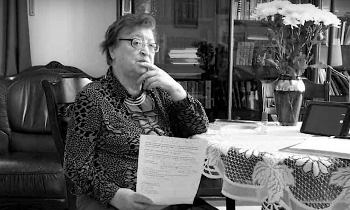 Лидия Савельева, умерла