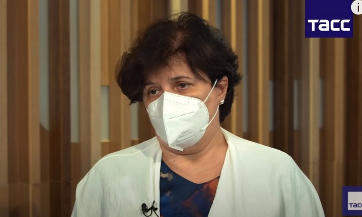 Мелита Вуйнович, ВОЗ, Россия