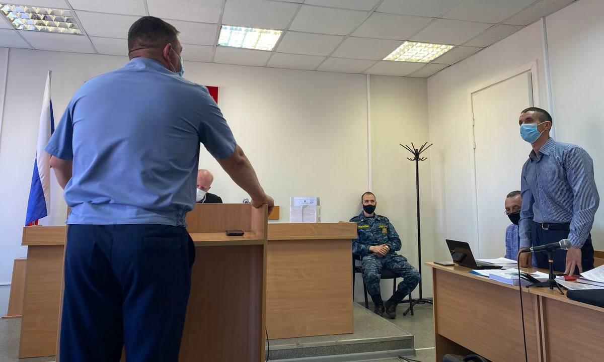 суд над Иваном Савельевым и Иваном Ковалевым в Петрозаводске