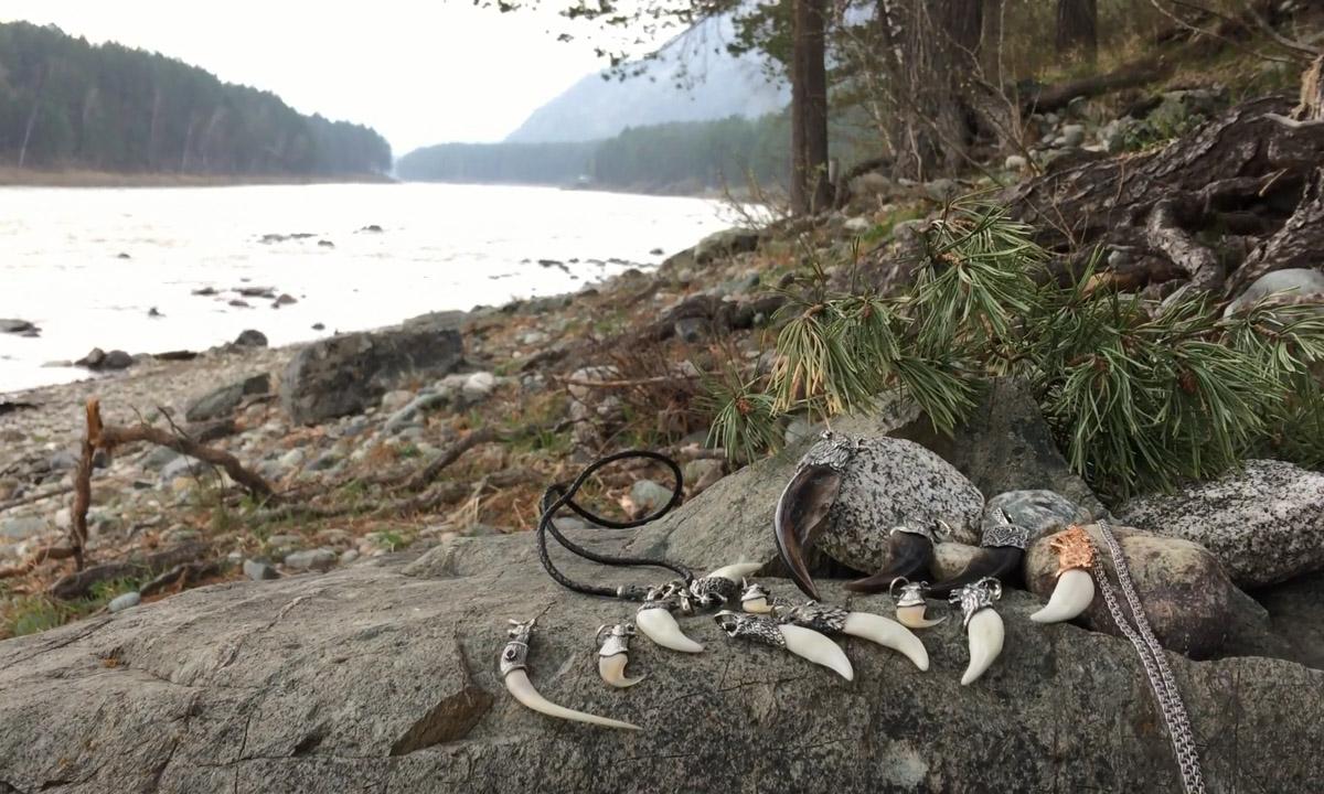 Пещерные люди в Карелии сопровождали танцы-трансы звуком погремушек из зубов лося