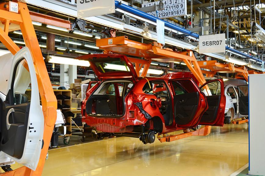 Завод автоваза