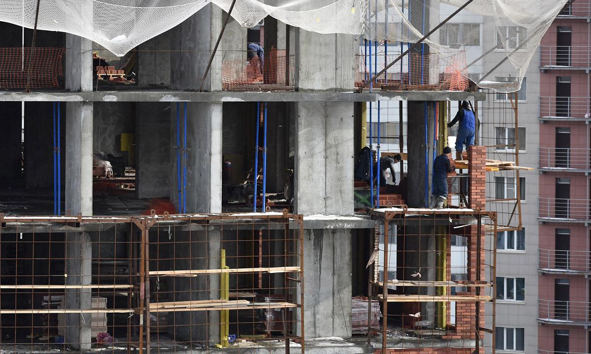 Эксперты назвали условия снижения цен на недвижимость