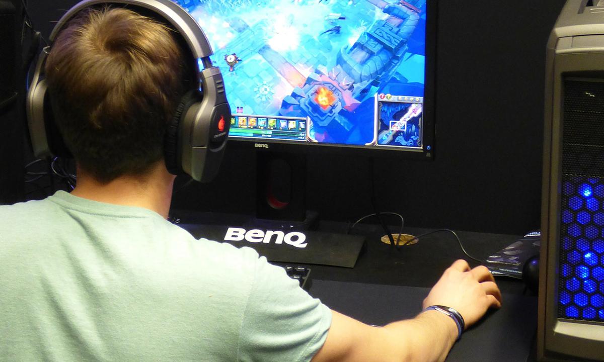 Компьютерные игры могут помочь при психических расстройствах