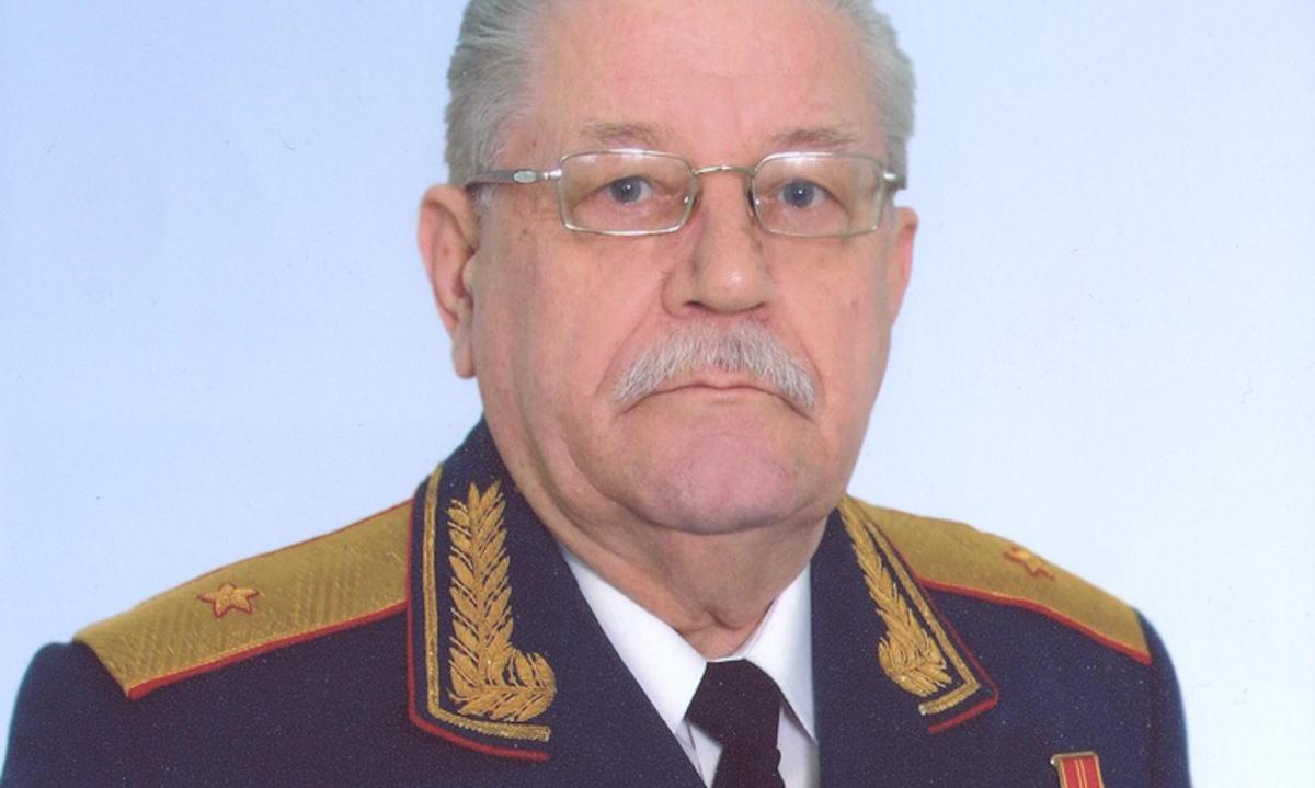 генерал-майор Громов