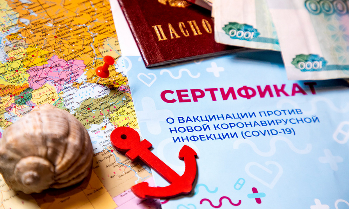 ковид-паспорт
