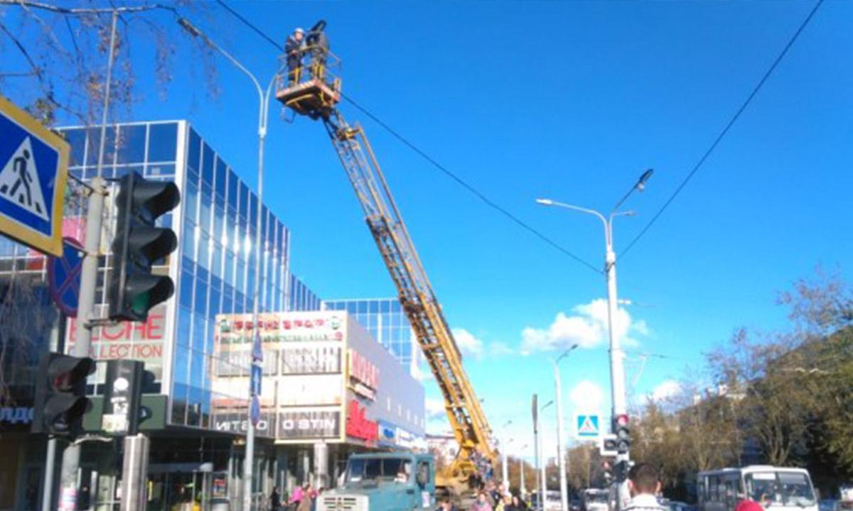 Долги за фонари перед подрядчиками могут обрушить бюджет Петрозаводска