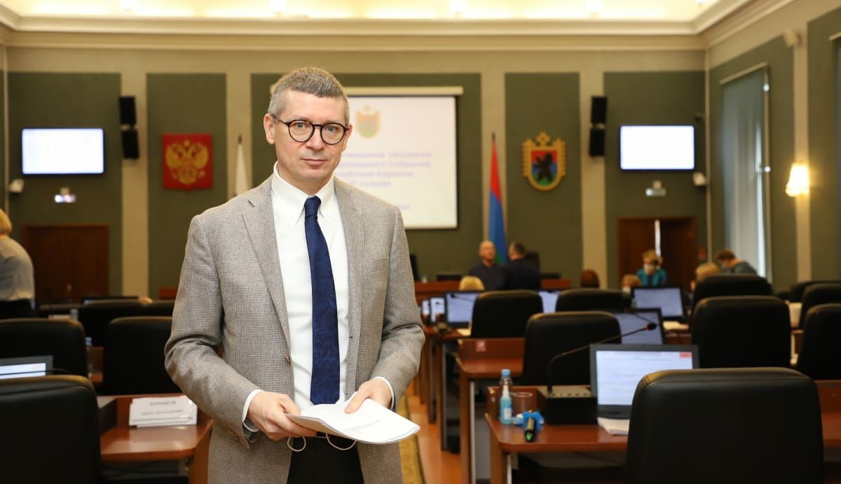 Леонид Лиминчук депутат Заксобрания Карелии