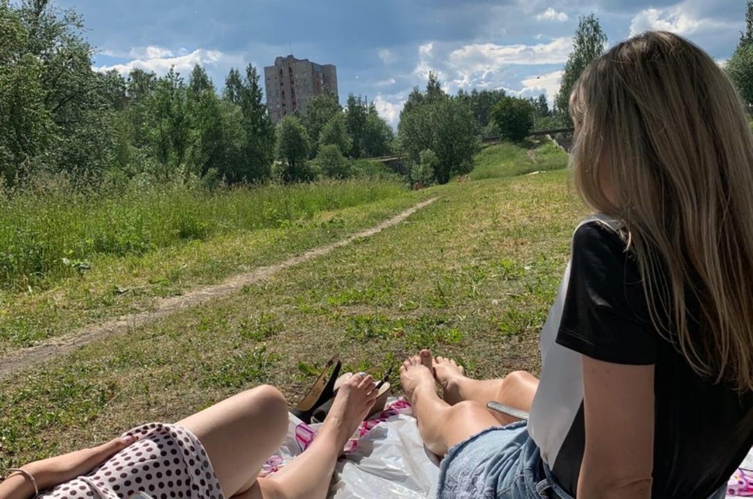 лето в Карелии