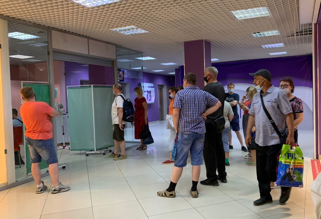 вакцинация в Петрозаводске