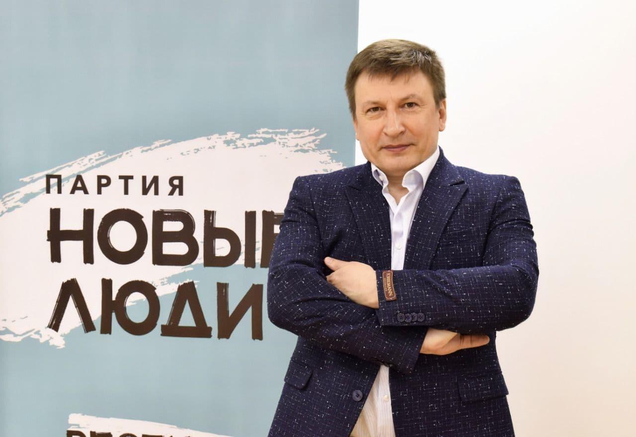 """Владимир Кванин, партия """"Новые люди"""""""