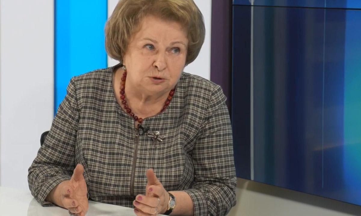 Пивненко объяснила карельским журналистам, почему депутат должен хорошо одеваться