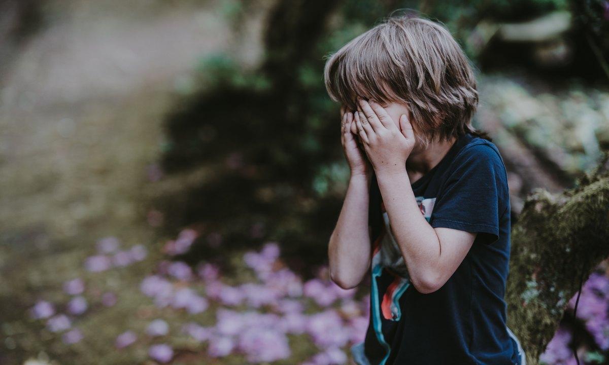 ребенок, плачет, отдыхает
