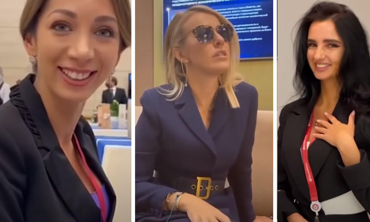 Юрист подала на Собчак в суд за вопрос «на какую панель» пришли