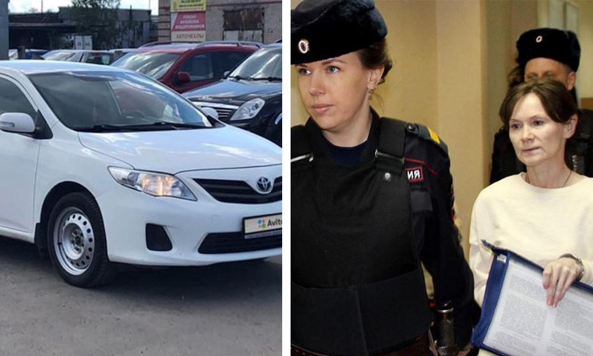 В Карелии продают машину экс-директора лагеря «Сямозеро»