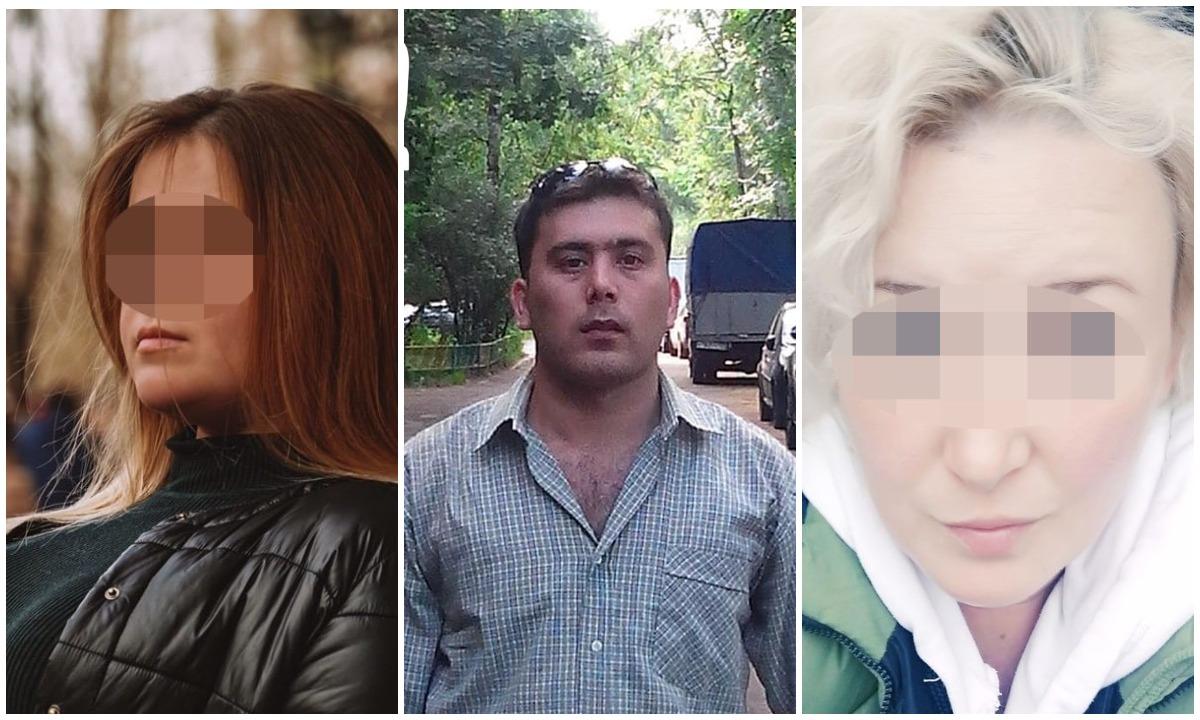 мужчина убил двух женщин