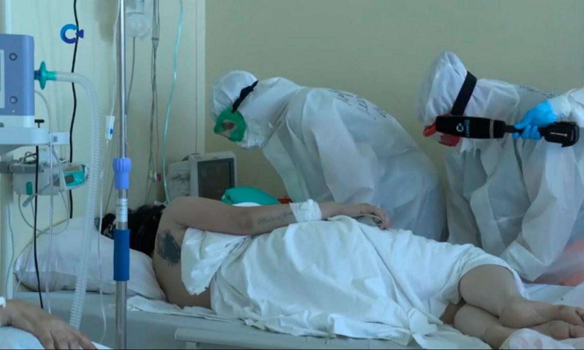 ковидный госпиталь