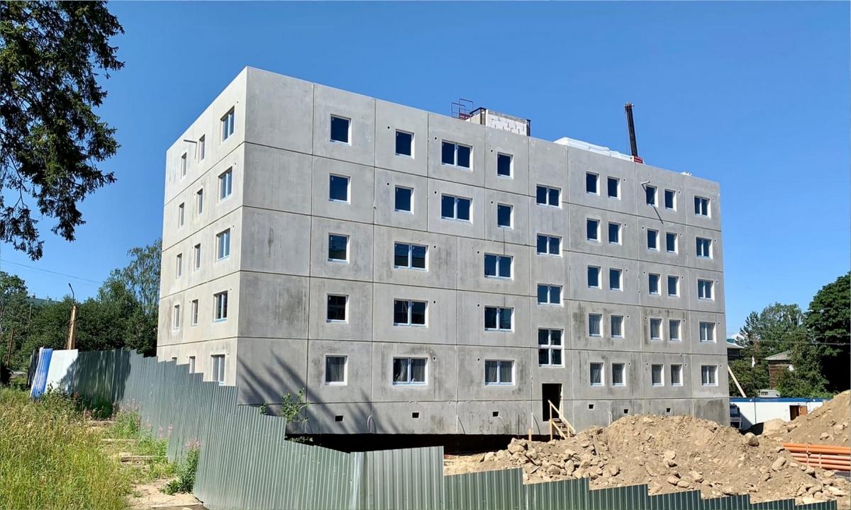 КСМ дом на Белинского