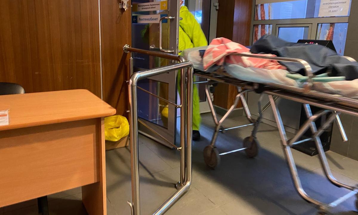 каталка в больнитце