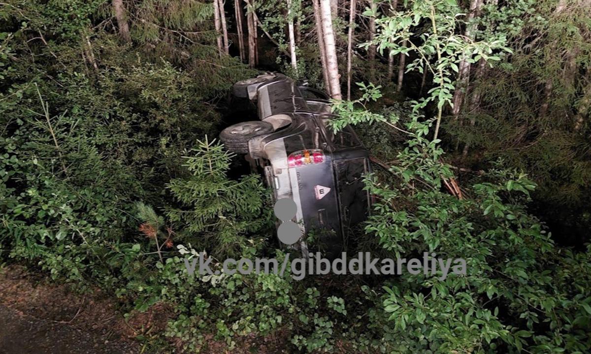 авария в прионежском районе