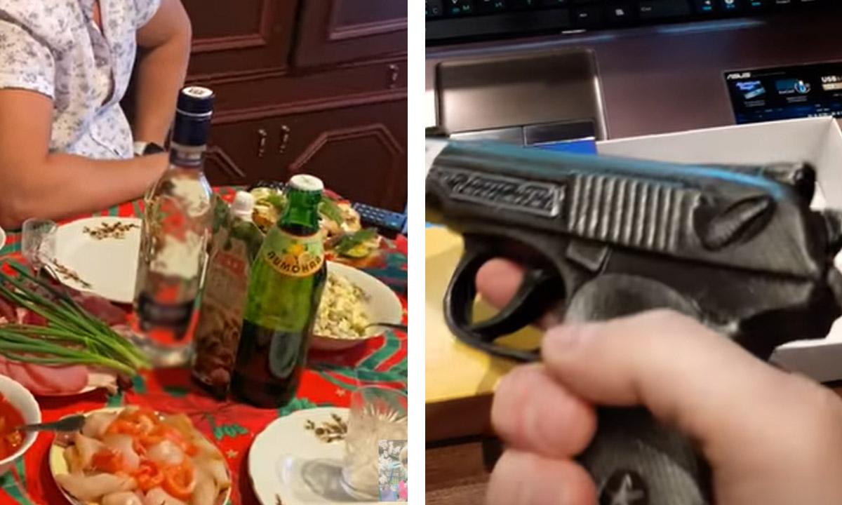 В Карелии мастер по ремонту квартир украл пистолет у заказчика