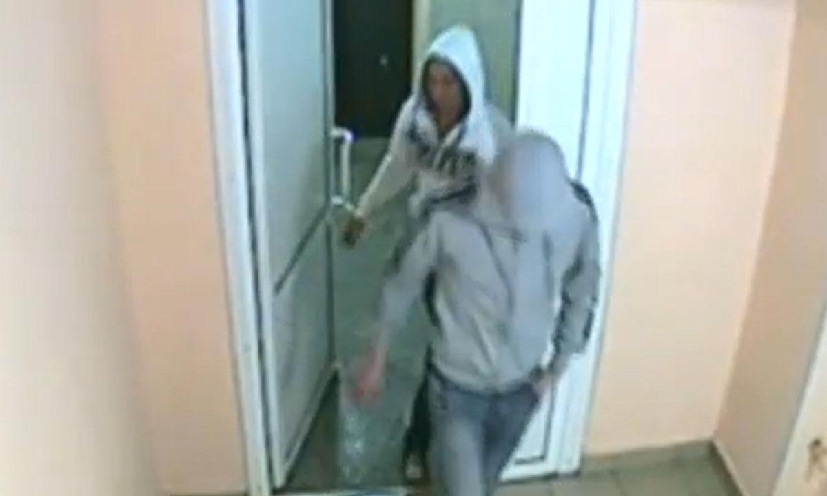 В карельском городе двое молодых мужчин украли камеры наблюдения, пока те работали