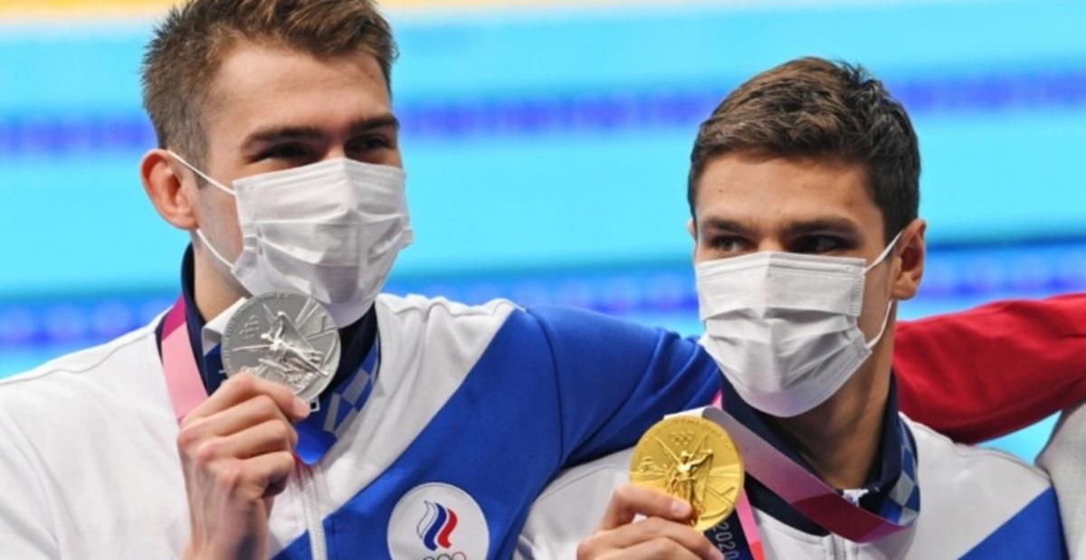 выиграл олимпийское золото