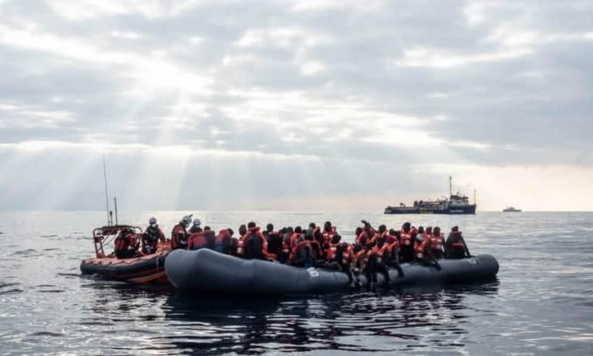 мигранты в Прибалтике