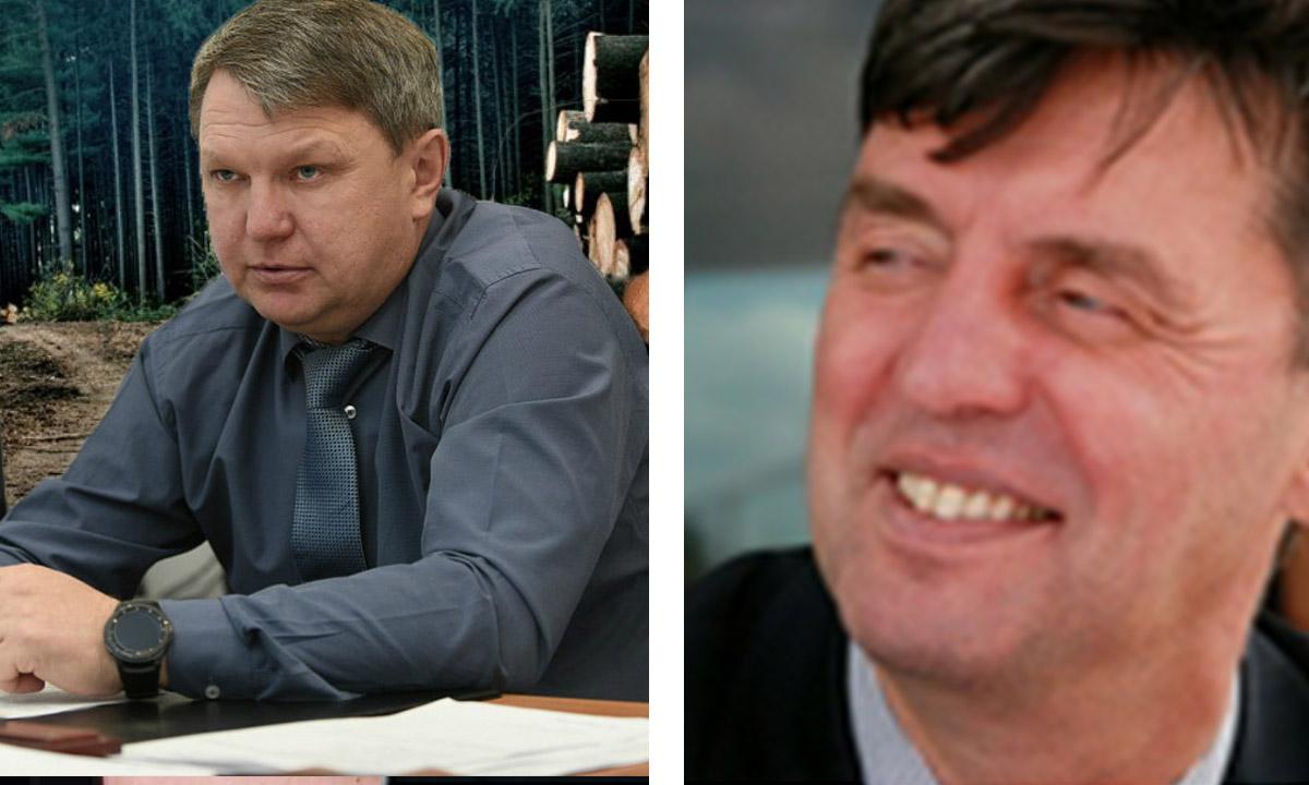 Карельского министра природы уволили после признания его виновным в уголовном деле