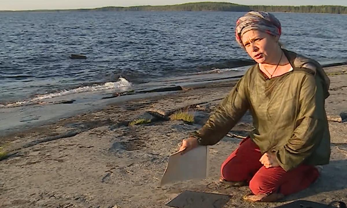 Карельские петроглифы стали объектом всемирного наследия ЮНЕСКО