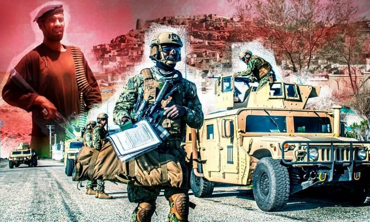 США и Афганистан